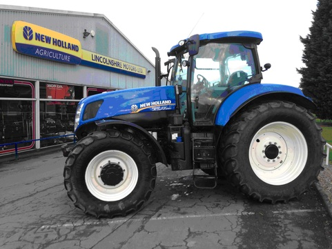 New Holland T7.250 Classic