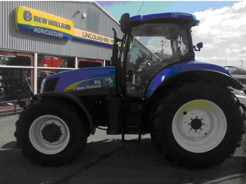 New Holland T6080 Range Command